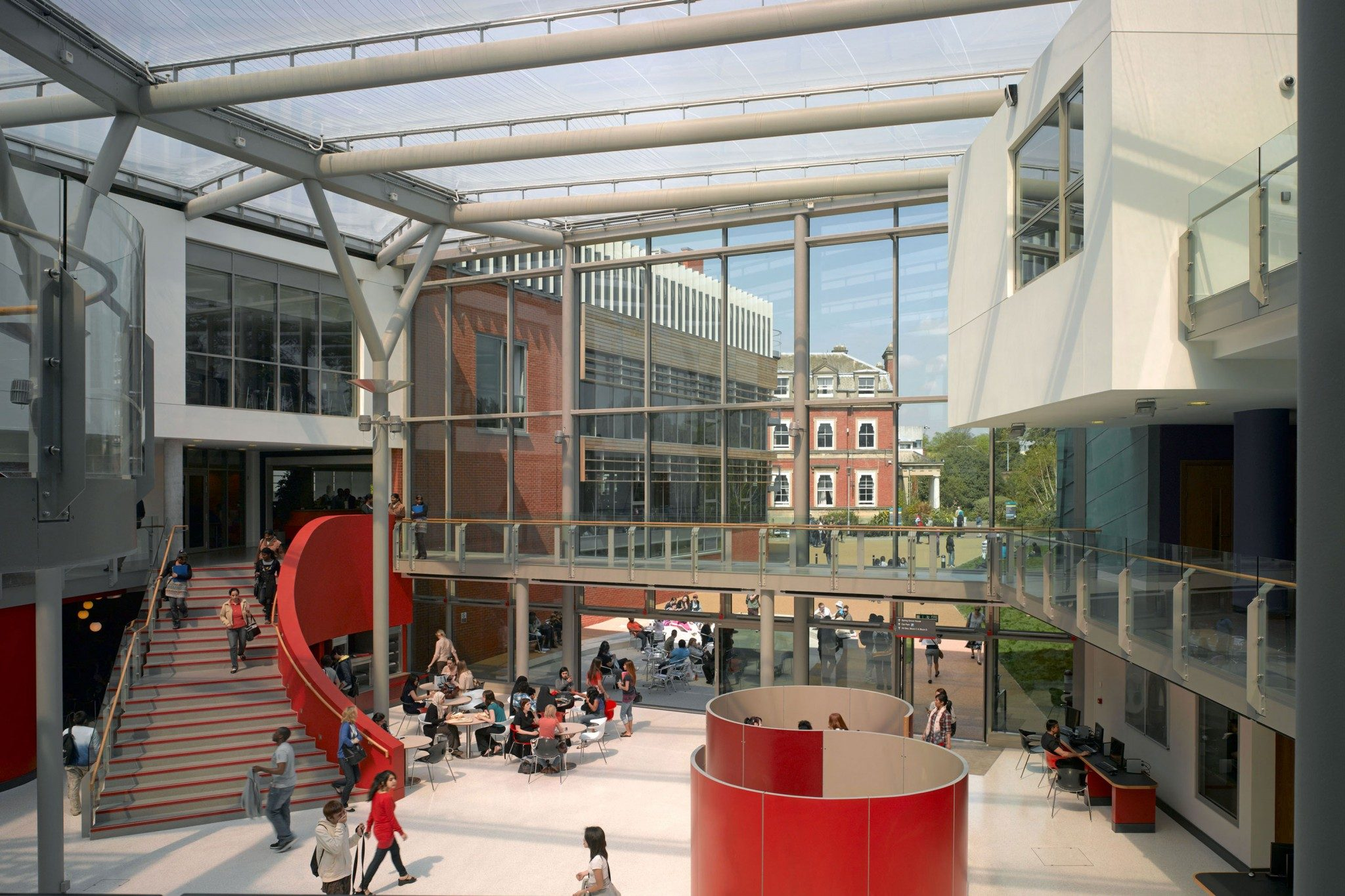 mackenzie wheeler are education and school architects based in london specialising in masterplanning and redevelopment