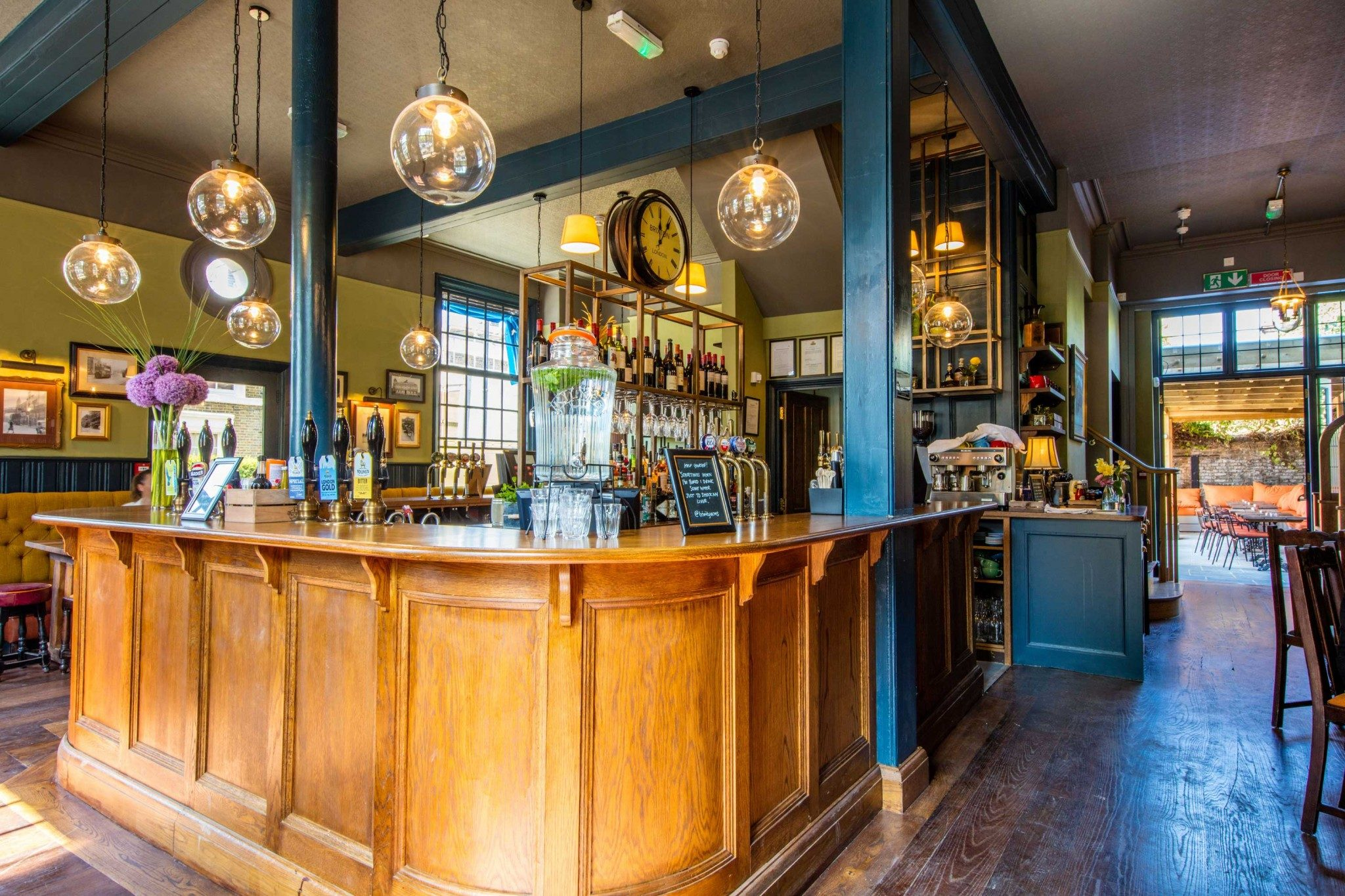 mackenzie wheeler are listed building pub architects based in shoreditch london specializing in restoration conservation and extension of historic buildings