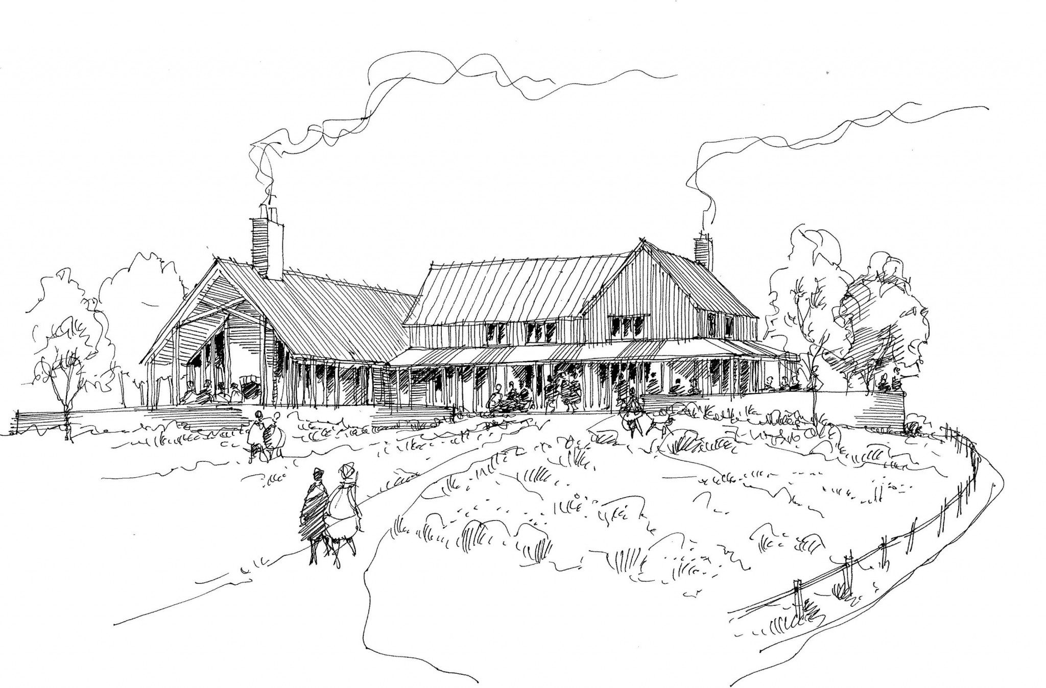 mackenzie wheeler are london based newbuild pub architects and interior designers specializing in country pub design
